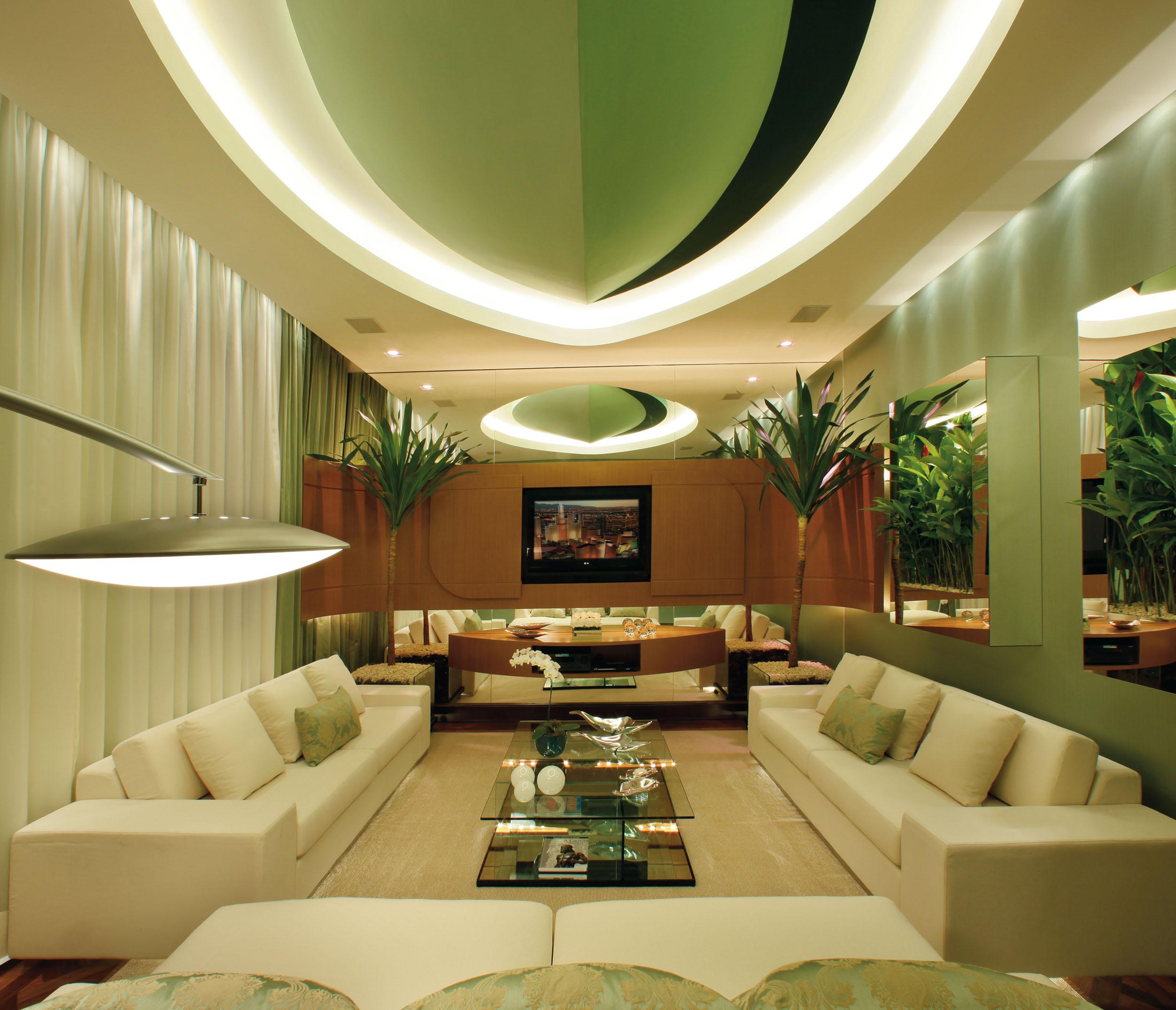 decoracao interiores casas modernas:Decoração – Como decorar sua sala