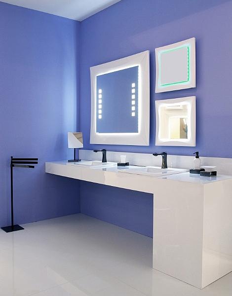 Decoração – Banheiros Modernos – Espaço da Pati -> Banheiros Ultramodernos
