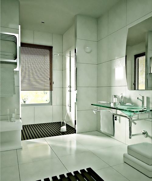 Decoração – Banheiros Modernos  Espaço da Pati -> Banheiro Pequeno Mas Lindo