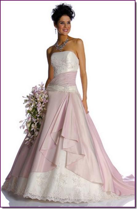 vestido-casamento-cor-de-rosa