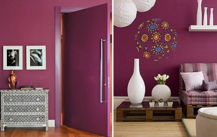 Resultado de imagem para porta lindas e coloridas