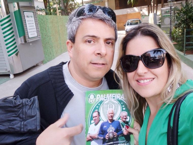 Nós, já com a tão esperada Revista do Palmeiras, n.02!!!